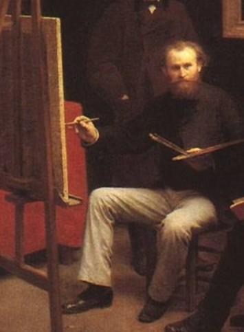 A Bar At The Folies Bergere Edouard Manet