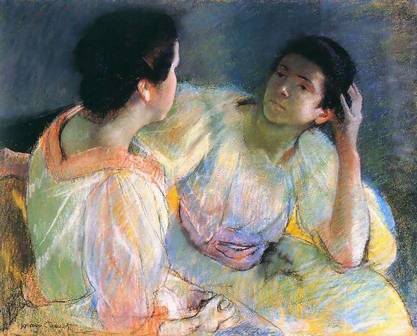 cassatt chat Mary stevenson cassatt (may 22, 1844 - june 14, 1926)  cassatt often created  images of the social and private lives of women, with  live chat available.